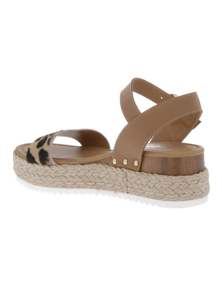 Bella Tan Leather Sandal image 2