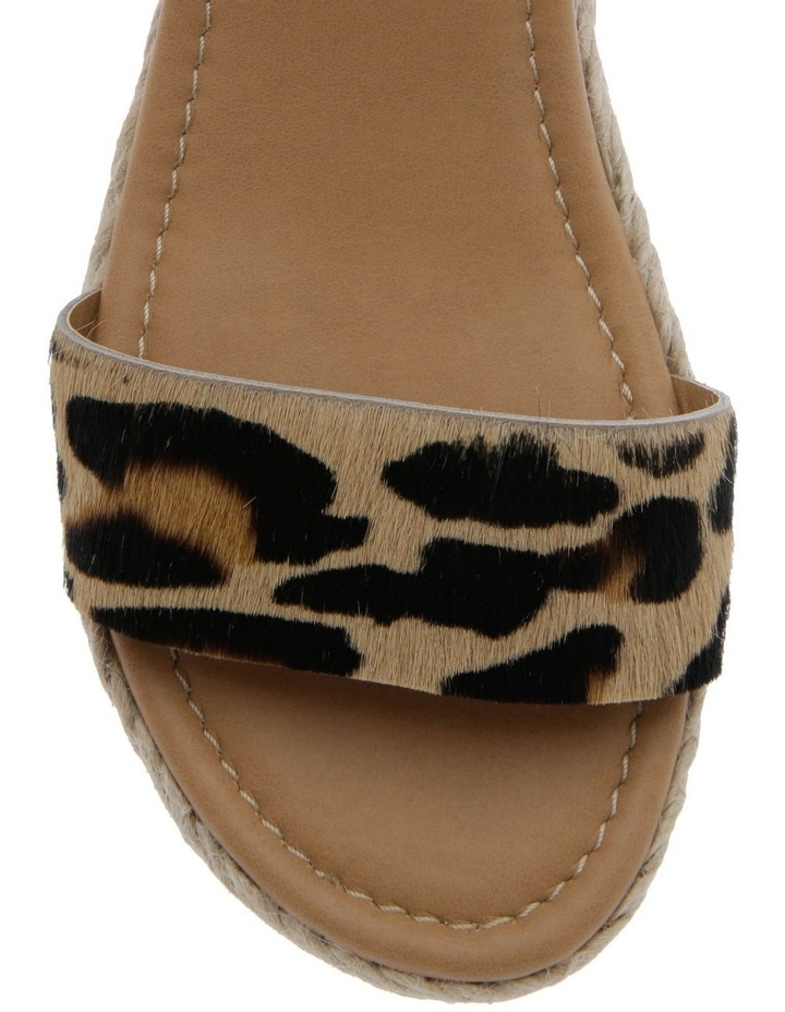 Bella Tan Leather Sandal image 3