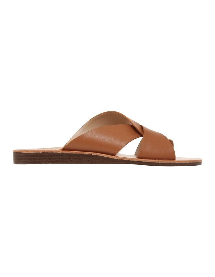 Mali Tan Leather Sandal image 1