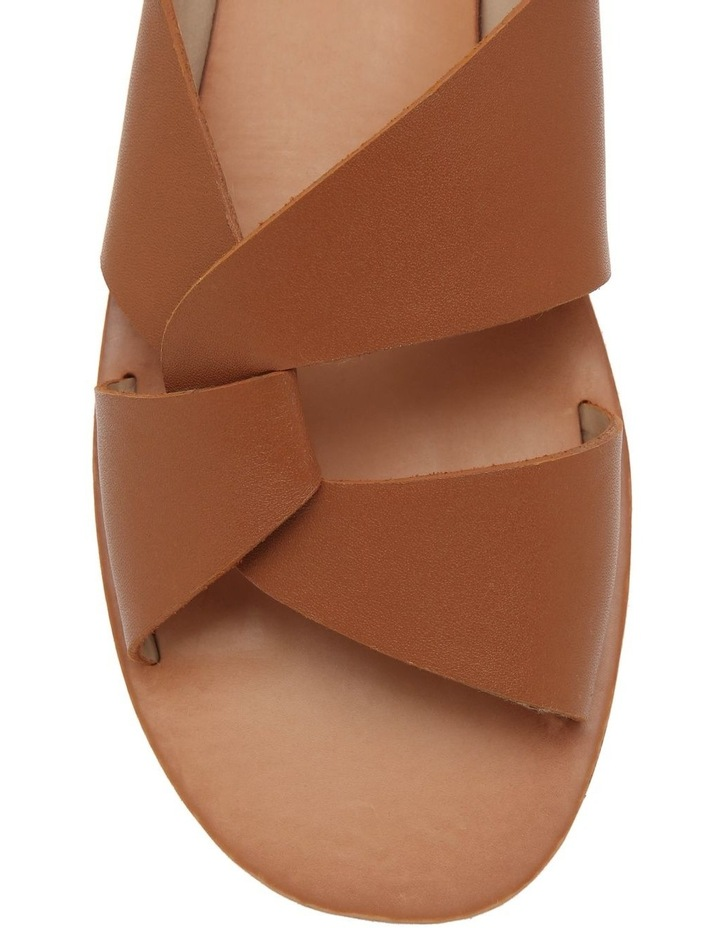 Mali Tan Leather Sandal image 3