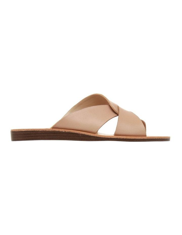 Mali Nude Leather Sandal image 1