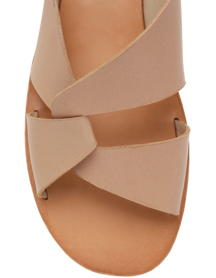 Mali Nude Leather Sandal image 3