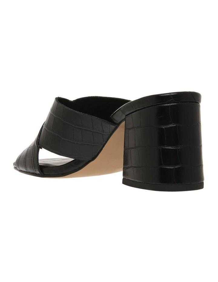 Cayman Black Leather Sandal image 2