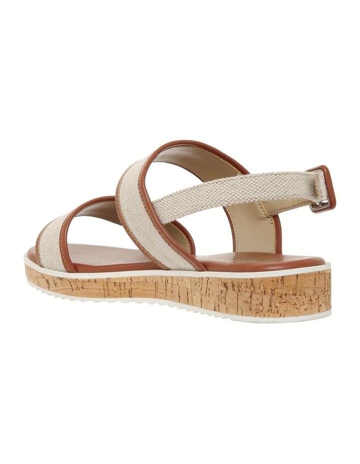 Oahu Natural Linen Sandal image 2