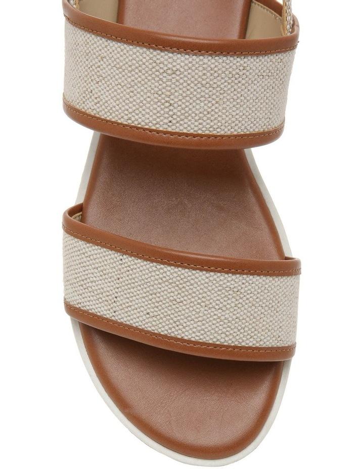 Oahu Natural Linen Sandal image 3