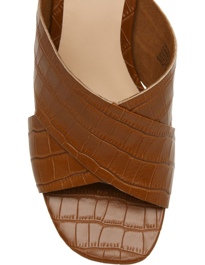 Cayman Tan Leather Sandal image 3