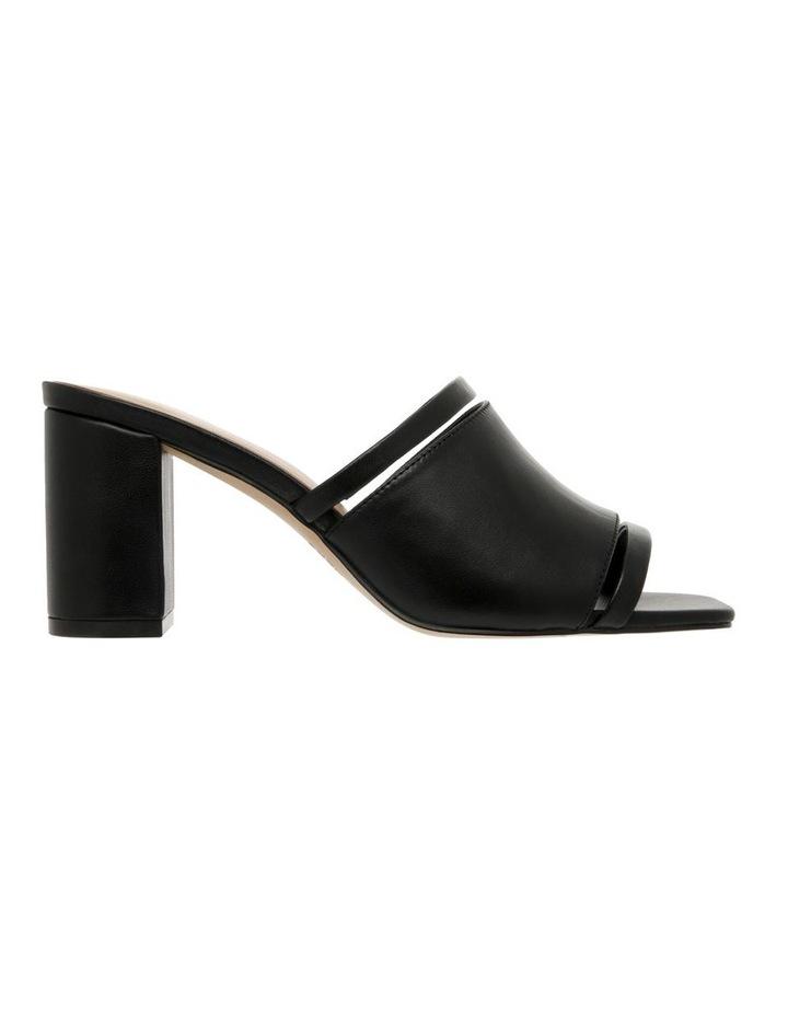 Zoya Black Sandal image 1