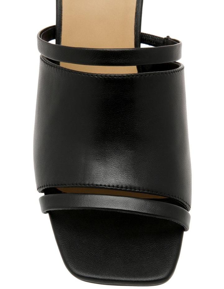 Zoya Black Sandal image 2