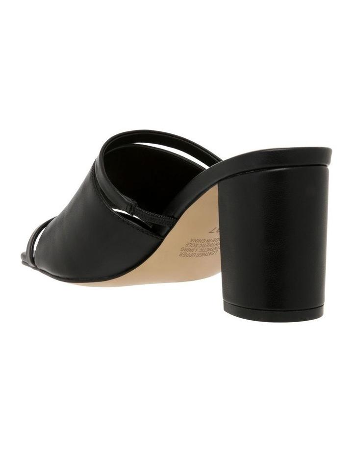 Zoya Black Sandal image 3
