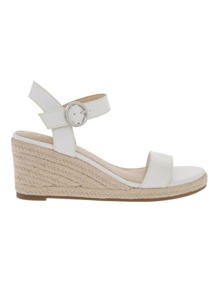 Alyssa White Sandal image 1