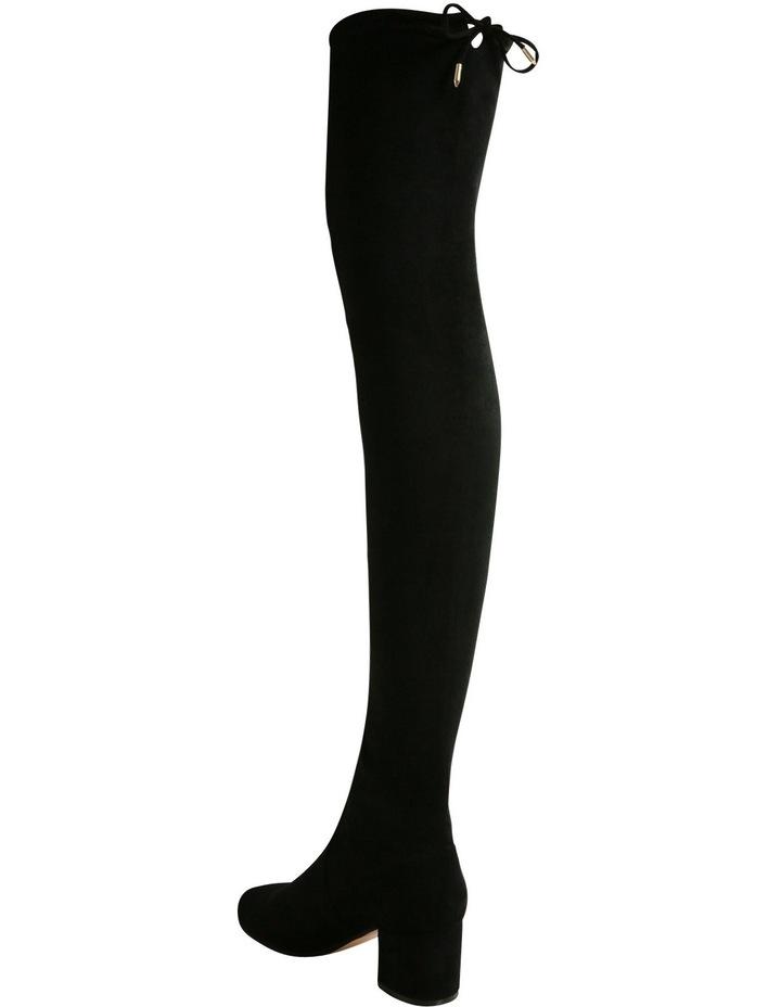 Olivia Black Boot image 3