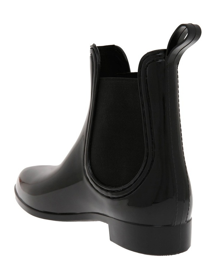 Rain Black Boot image 2