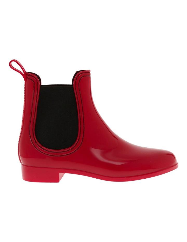 Rain Red Boot image 1