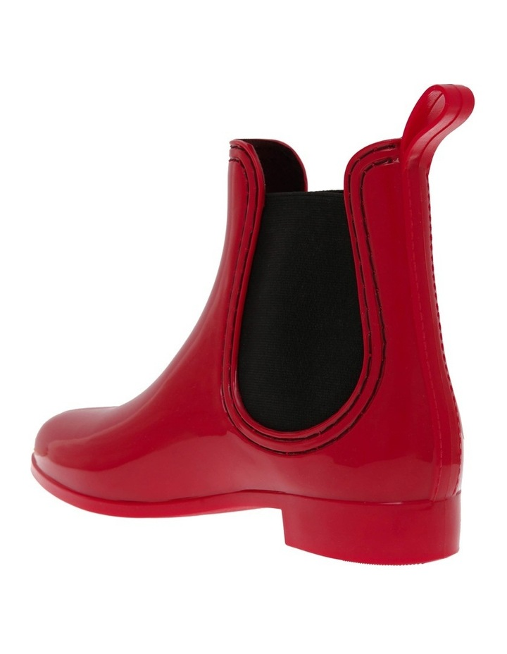 Rain Red Boot image 2