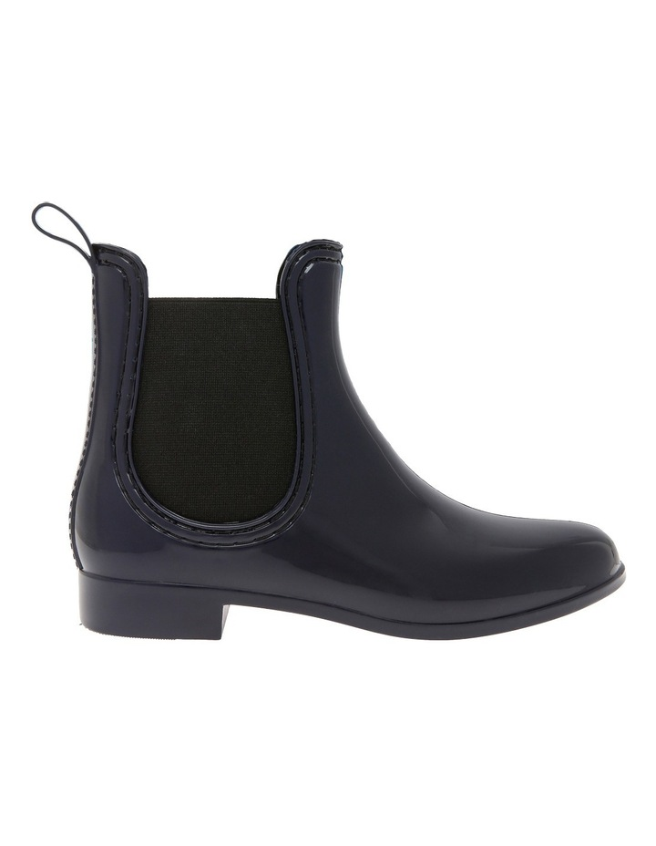 Rain Navy Boot image 1