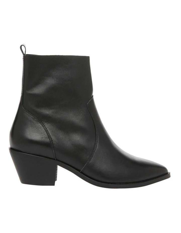 Arizona Black Leather Boot image 1