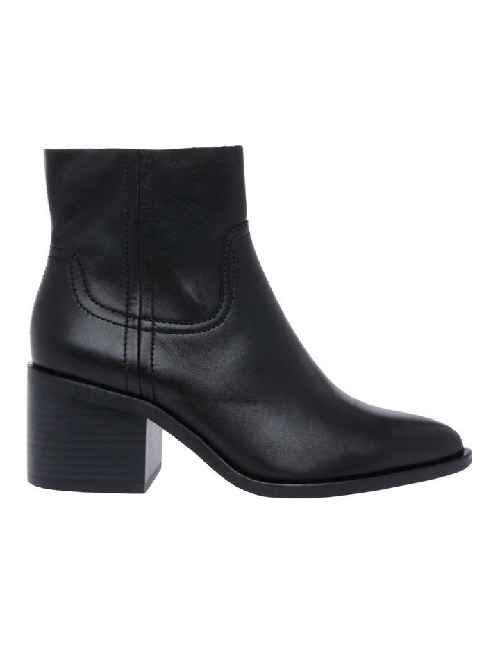 Madison Black Leather Boot image 1