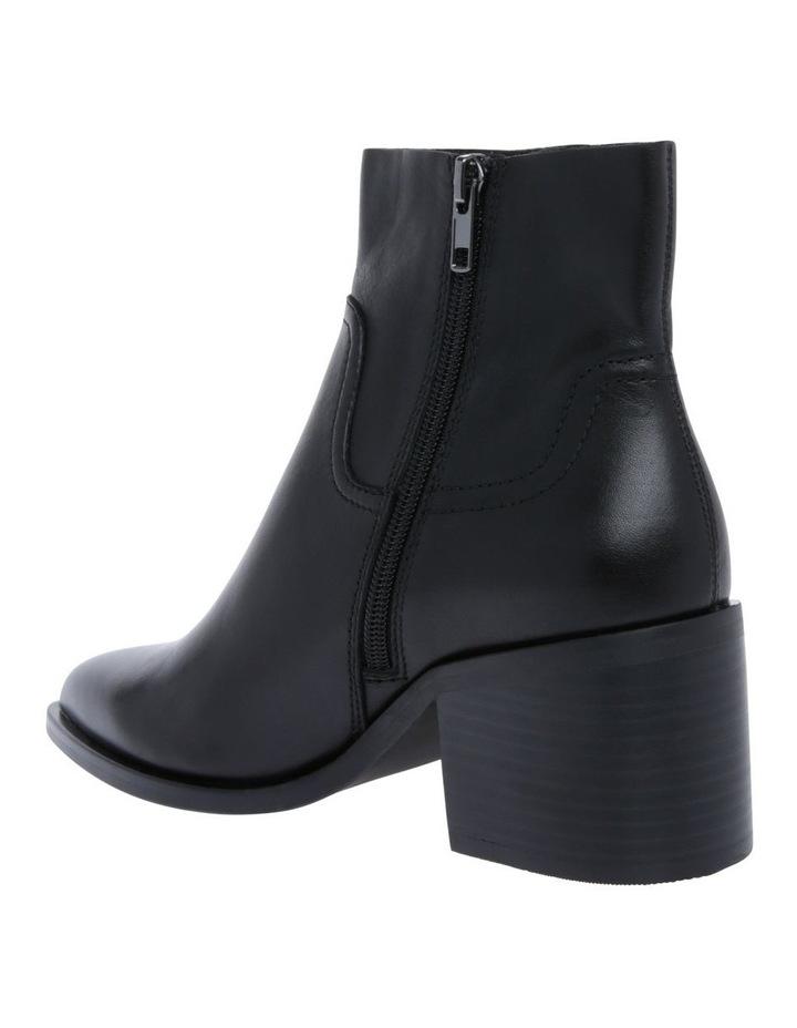 Madison Black Leather Boot image 2