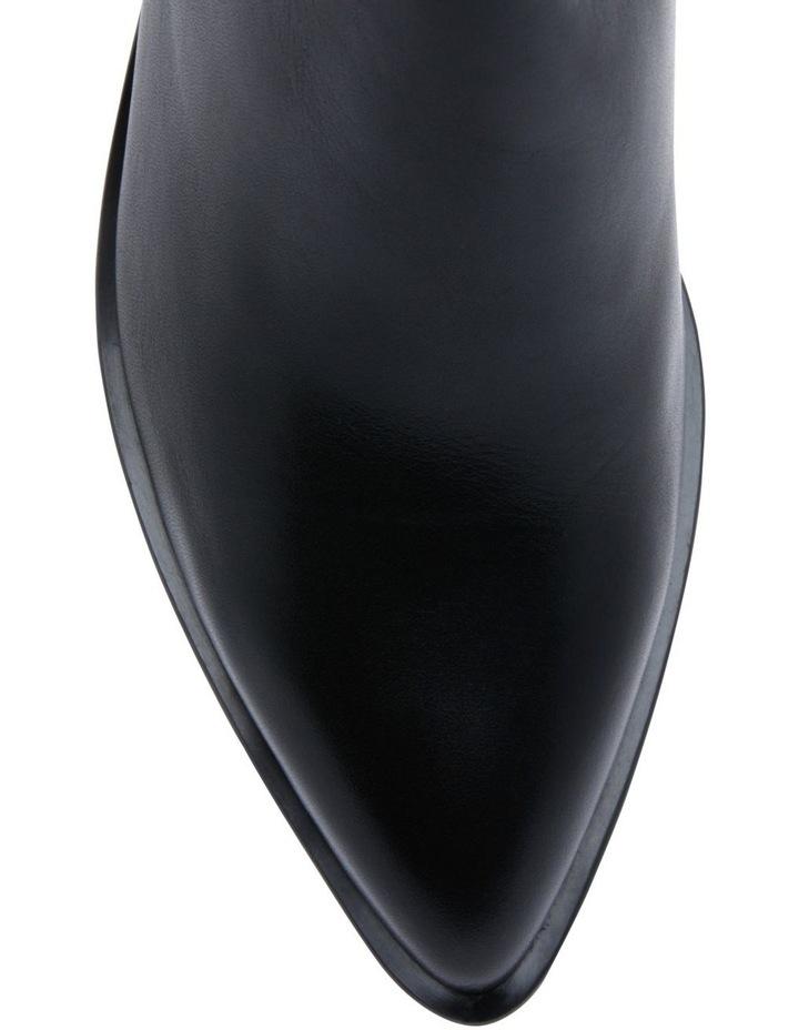 Madison Black Leather Boot image 3