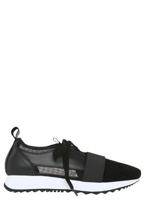 Piper - Selena Black Sneaker