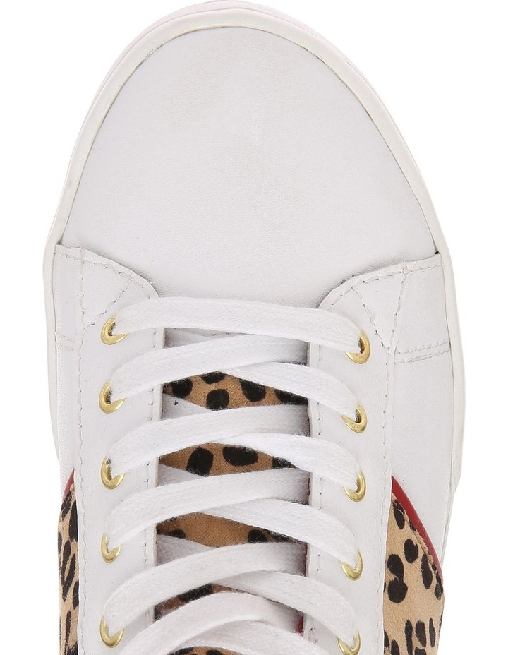 Lex White Leather Sneaker image 3