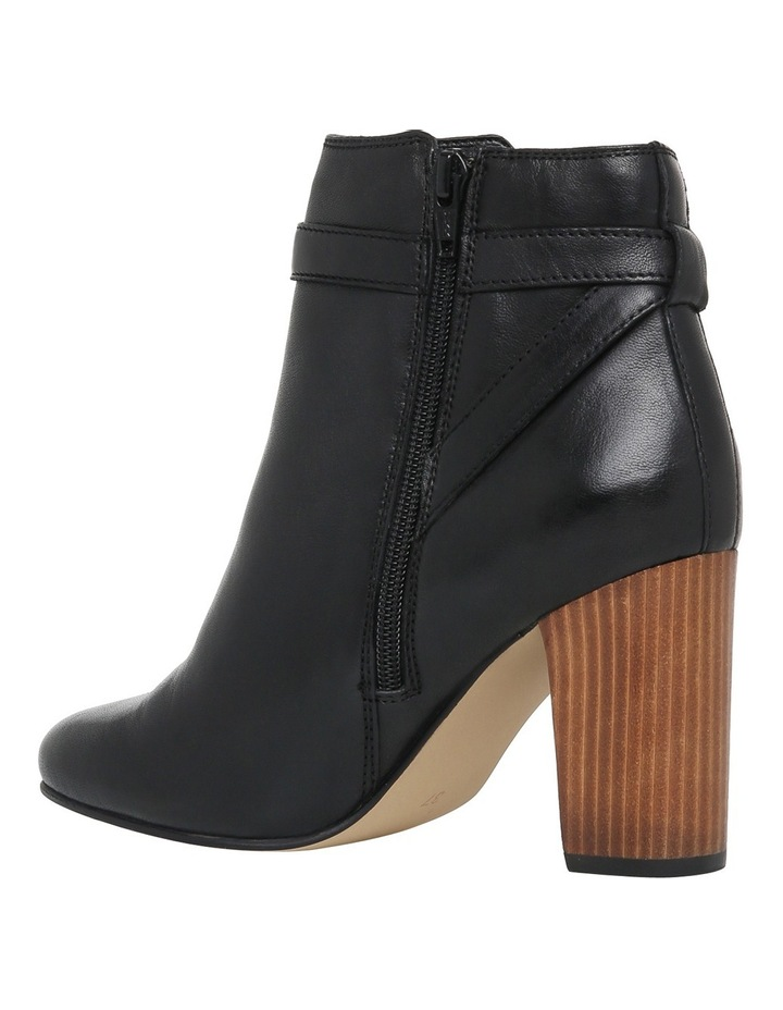 Georgie Black Sheep Leather Boot image 3