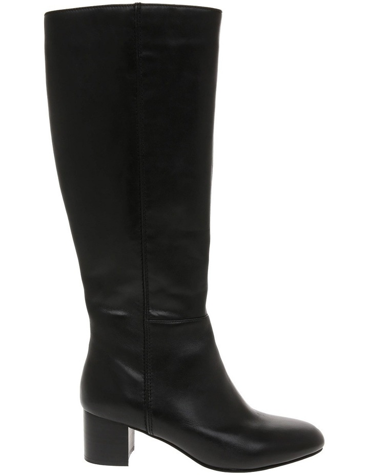 Dora Black Leather Boot image 1
