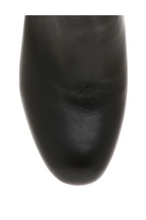 Basque - Dora Black Leather Boot