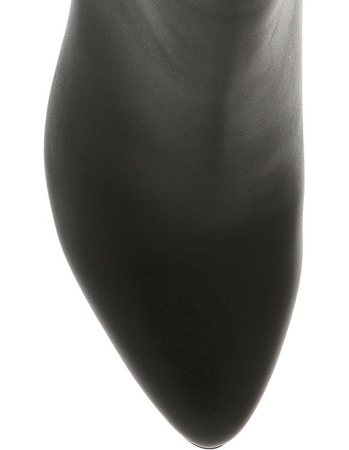 Harmony Black Leather Boot image 3