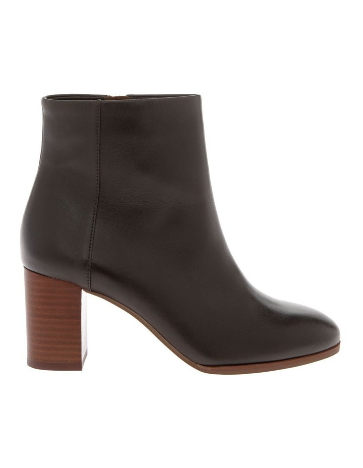 Marion Brown Cow Leather Boot image 1