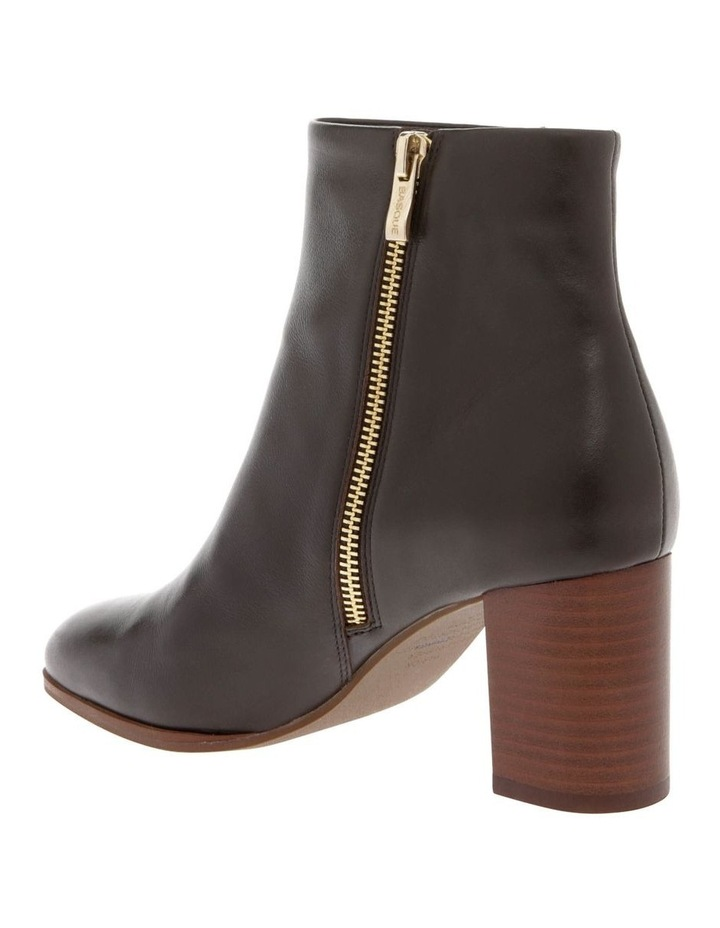 Marion Brown Cow Leather Boot image 2