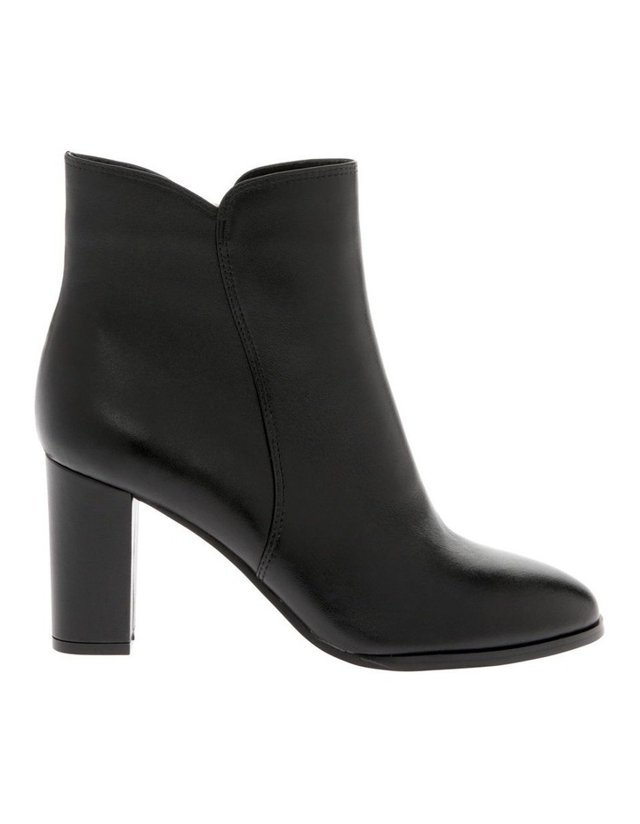 Hilary Black Sheep Leather Boot image 1