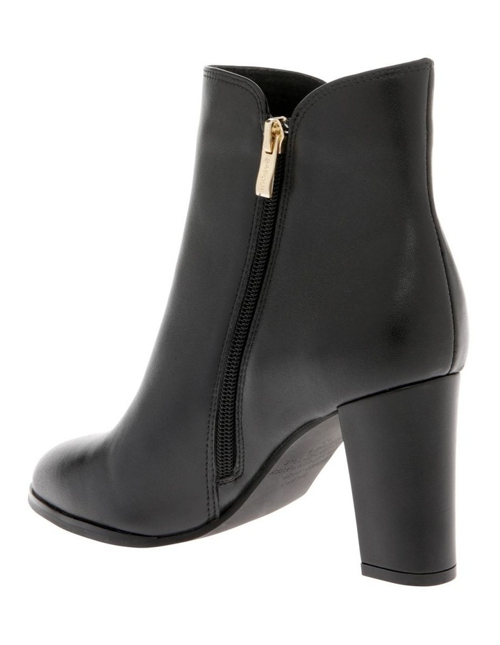 Hilary Black Sheep Leather Boot image 2