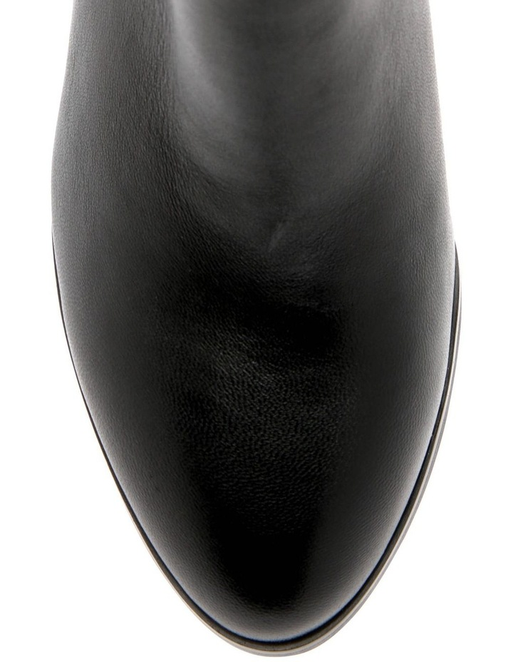 Hilary Black Sheep Leather Boot image 3