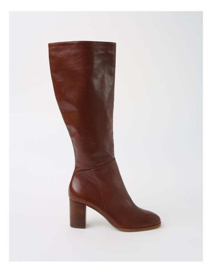 Robyn Tan Cow Leather Boot image 1