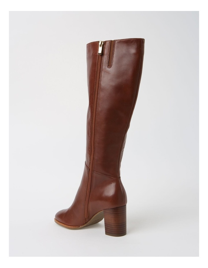 Robyn Tan Cow Leather Boot image 3