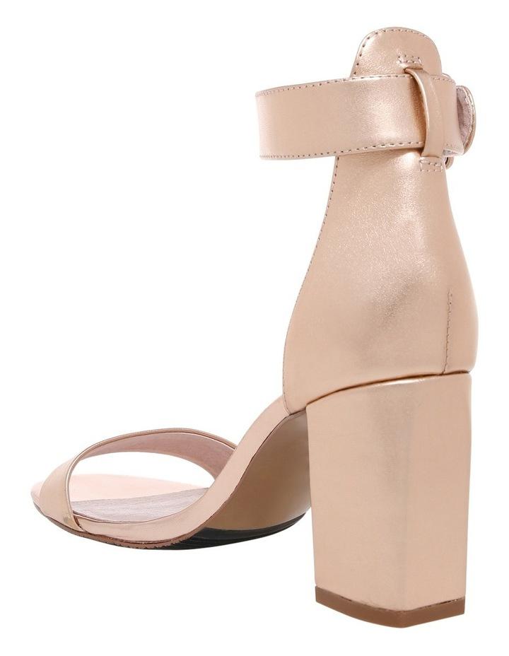 Salsa Rose Gold Leather Sandal image 2