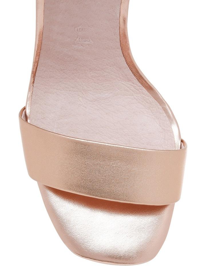 Salsa Rose Gold Leather Sandal image 3
