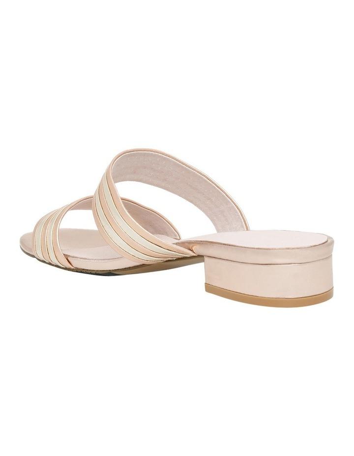 Sashay Rose Gold Leather Sandal image 2