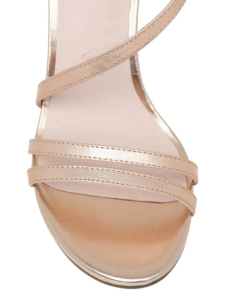 Filly Rose Gold Sandal image 3