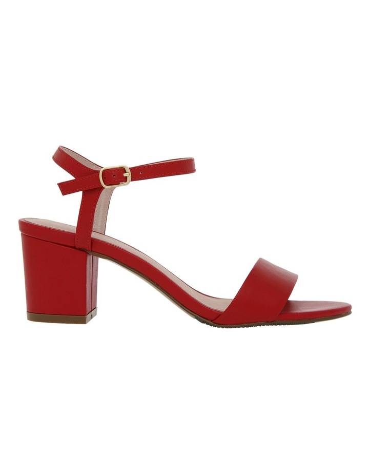 Romina Red Sandal image 1