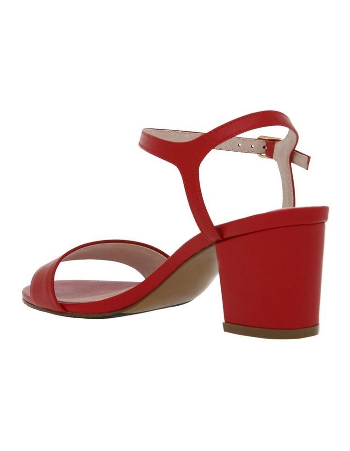 Romina Red Sandal image 2