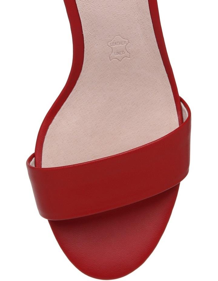 Romina Red Sandal image 3