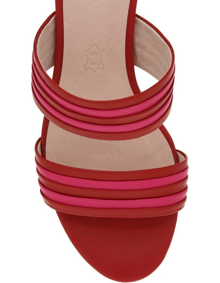 Sashay Red Sandal image 3