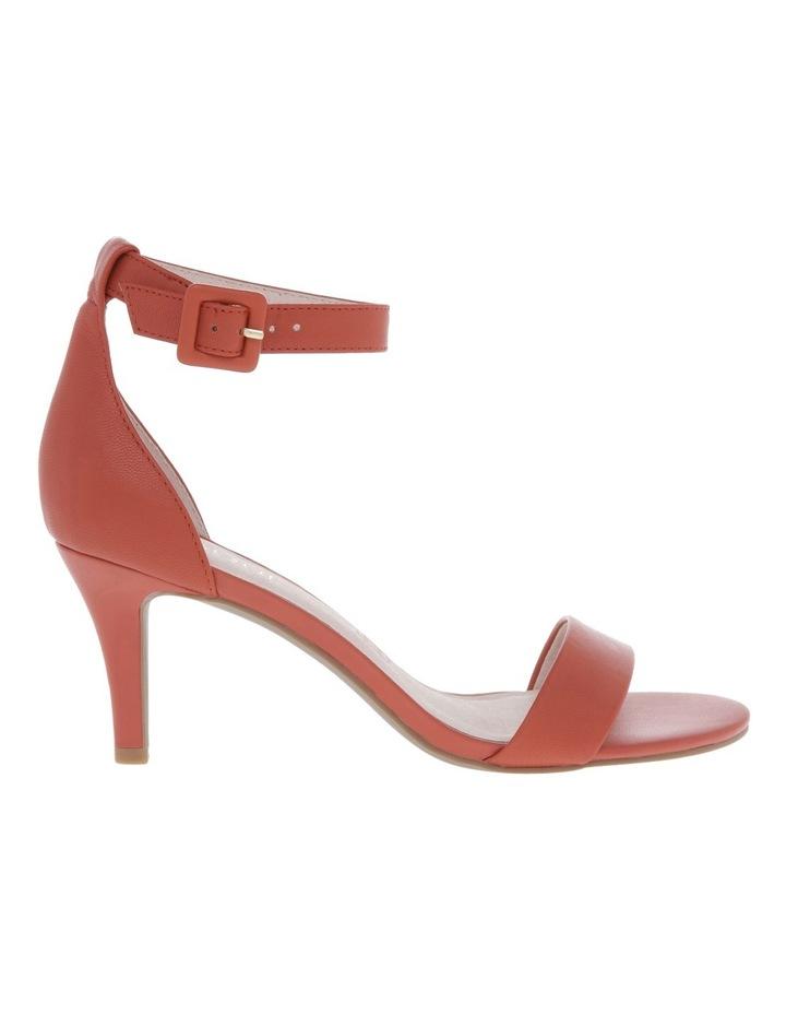 Portia Terracotta Leather Sandal image 1