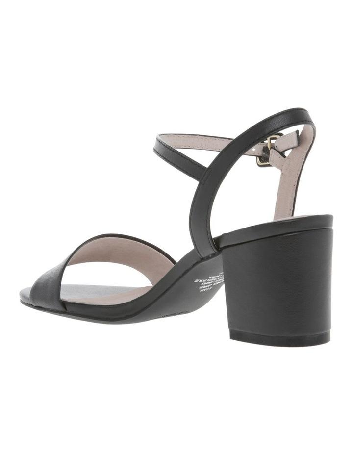 Roma Black Leather Sandal image 2