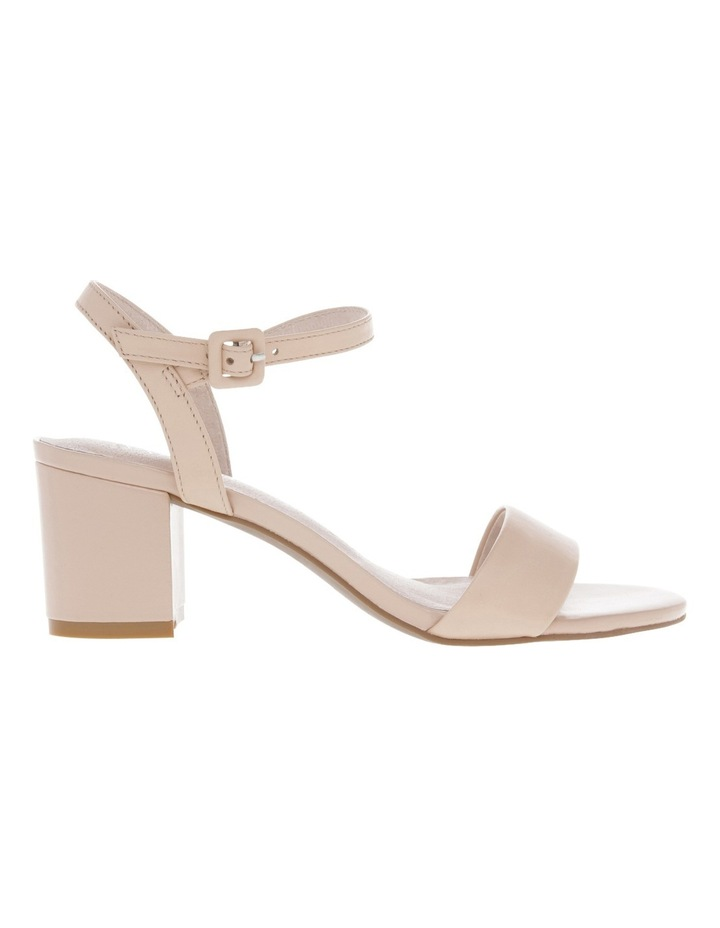 Roma Nude Leather Sandal image 1