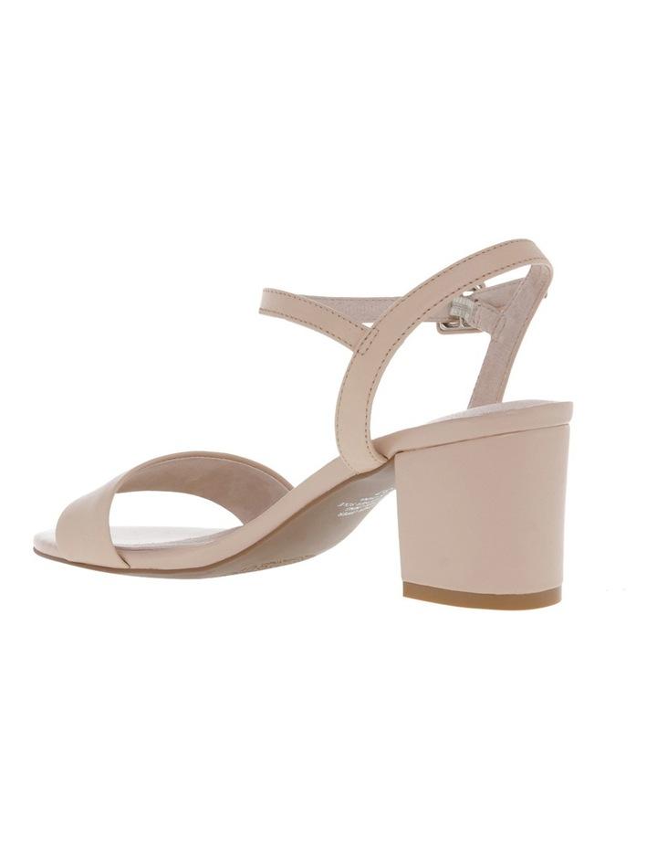 Roma Nude Leather Sandal image 2