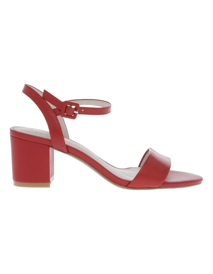 Roma Red Leather Sandal image 1