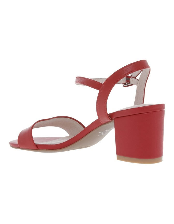 Roma Red Leather Sandal image 2